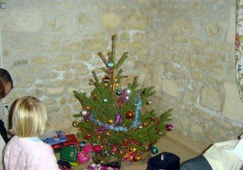 Guignot: Weihnachten in Le Péré