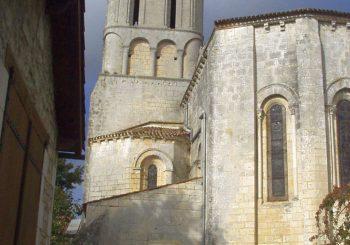 Hagenah: Die Kirche von Champagne